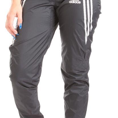 Dámské sportovní šusťákové kalhoty Adidas Performance