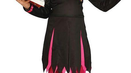 Kostým čarodějnické studentky