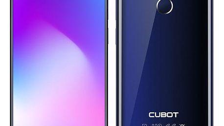Mobilní telefon CUBOT Power Dual SIM modrý + dárek (PH3844)