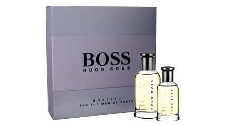 HUGO BOSS Boss Bottled EDT dárková sada M - EDT 100 ml + EDT 30 ml
