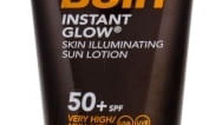 PIZ BUIN Instant Glow SPF50+ 150 ml opalovací přípravek na tělo pro ženy