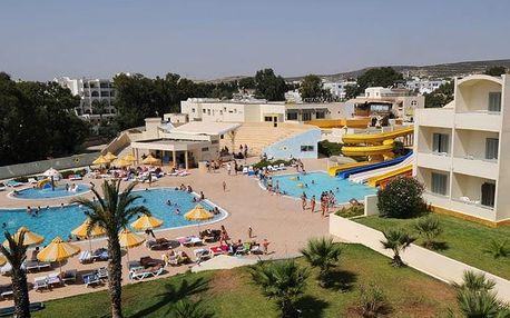 Tunisko - Hammamet na 8 až 16 dní, all inclusive s dopravou letecky z Prahy 100 m od pláže