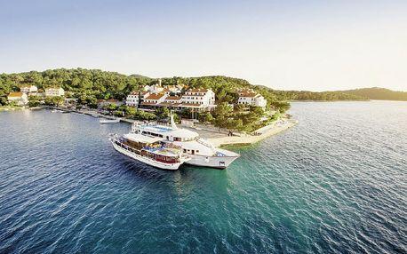 Chorvatsko - Jižní Dalmácie na 10 dní, plná penze nebo polopenze s dopravou autobusem 50 m od pláže