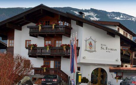Rakousko - Kaprun / Zell am See na 3 až 4 dny, polopenze s dopravou vlastní