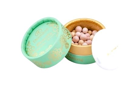Dermacol Beauty Powder Pearls 25 g pudr pro ženy Toning
