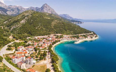 Chorvatsko - Střední Dalmácie na 8 až 15 dní, polopenze s dopravou vlastní nebo autobusem