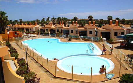 Kanárské ostrovy - Fuerteventura na 8 až 11 dní, bez stravy s dopravou letecky z Prahy 150 m od pláže