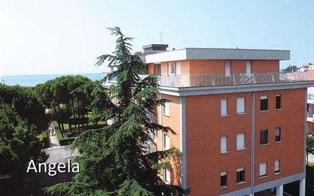 Itálie - Bibione na 6 až 8 dní, bez stravy s dopravou vlastní 100 m od pláže
