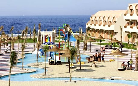 Egypt - Marsa Alam na 8 až 22 dní, all inclusive s dopravou letecky z Prahy přímo na pláži