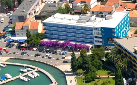 Chorvatsko - Biograd Na Moru na 10 dní, polopenze s dopravou autobusem 300 m od pláže