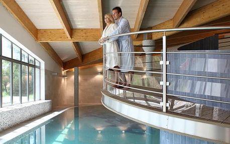 Relaxační pobyt pro DVA s neomezeným vstupem do wellness centra a dalšími procedurami v hotelu SPORTARTCENTRUM přímo v srdci Valašska