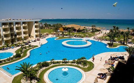 Tunisko - Monastir na 8 až 16 dní, all inclusive nebo polopenze s dopravou letecky z Prahy přímo na pláži