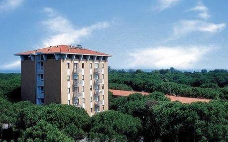 Itálie - Bibione na 6 až 8 dní, bez stravy s dopravou vlastní 200 m od pláže