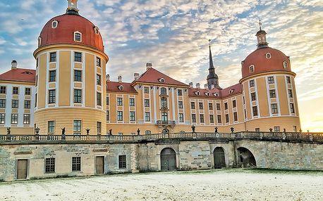 Vánoční Drážďany s návštěvou zámku Moritzburg pro jednoho