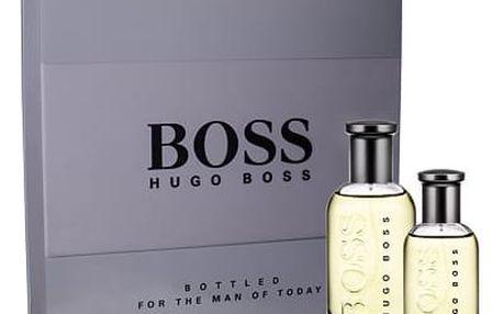 HUGO BOSS Boss Bottled EDT dárková sada M - EDT 100 ml + EDT 30 ml