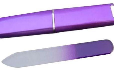 Skleněný pilník s pouzdrem