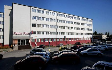 Slovensko - Bratislava na 3 až 8 dní, snídaně s dopravou vlastní