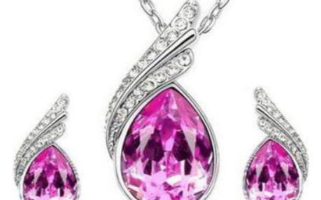 luxusní set s kamínky