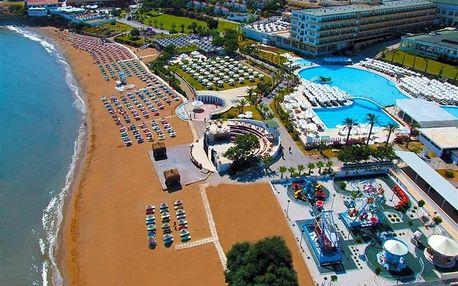 Kypr - Severní Kypr na 8 dní, all inclusive nebo light all inclusive s dopravou letecky z Prahy přímo na pláži