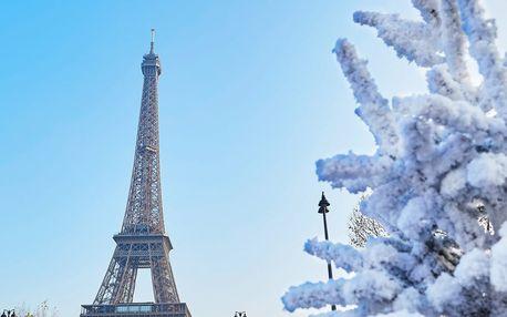 Adventní Paříž s ubytováním, Disneylandem a možností oslavy Silvestra