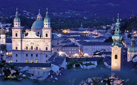 Výlet do kouzelného adventního Salzburgu a na slavný rej čertů ve Schladmingu pro JEDNOHO