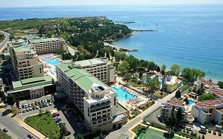 Bulharsko - Nesebar na 8 až 13 dní, all inclusive s dopravou letecky z Prahy 100 m od pláže