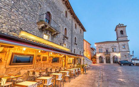 5denní výlet za nákupy a koupáním do Itálie - Rimini, Florencie