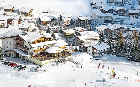Zillertal: hotel u sjezdovky, strava i wellness