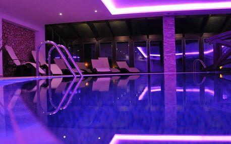 Podzim v Hotelu Kempa*** v Beskydech s wellness a polopenzí