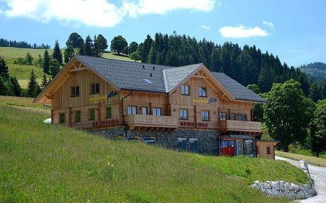 Rakousko - Styria na 8 dní, bez stravy s dopravou vlastní