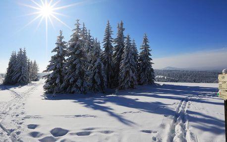 Podzim či zima na Šumavě: 2 či 3 dny s polopenzí