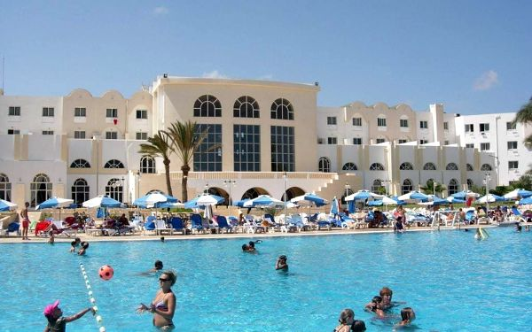 Tunisko - Djerba na 8 dní, all inclusive s dopravou letecky z Prahy přímo na pláži