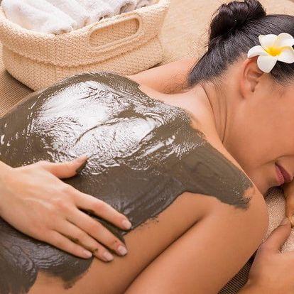 Blahodárná péče: 75minutová masáž zad, krku a šíje