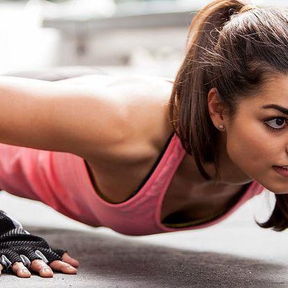 Tabata: 1 vstup či permanentka na trénink