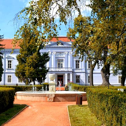 Pobyt na Slovensku s wellness v jedinečném zámku Mojmírovce