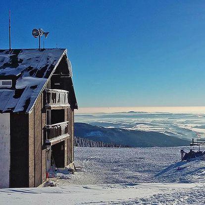 Krkonoše: Pobyt v srdci národního parku na Dvorské boudě s polopenzí a saunou