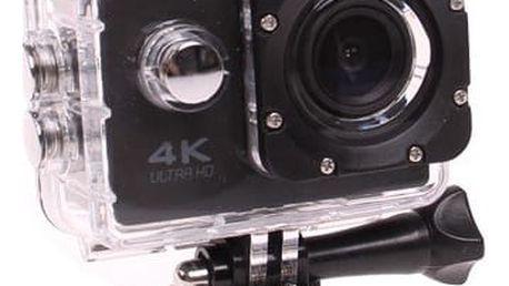 Kamera Sports s WiFi s voděodolným pouzdrem až do hloubky 30 metrů