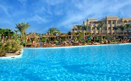 Egypt - Hurghada na 8 až 18 dní, all inclusive s dopravou letecky z Brna nebo Prahy přímo na pláži