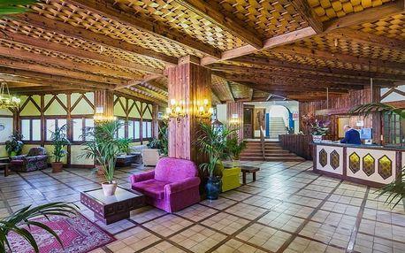 Kanárské ostrovy - Tenerife na 8 dní, bez stravy s dopravou letecky z Prahy 200 m od pláže