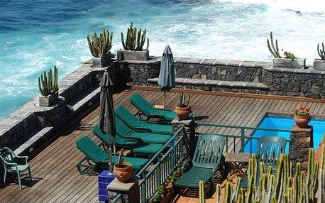 Kanárské ostrovy - Tenerife na 12 až 15 dní, snídaně s dopravou letecky z Prahy