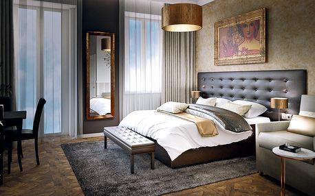 2–4 dny se snídaní ve 4* hotelu v centru Prahy