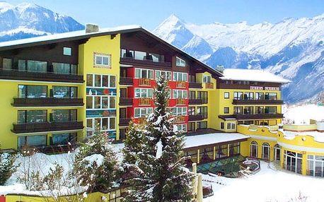 Rakousko - Kaprun / Zell am See na 3 až 8 dní, polopenze s dopravou vlastní