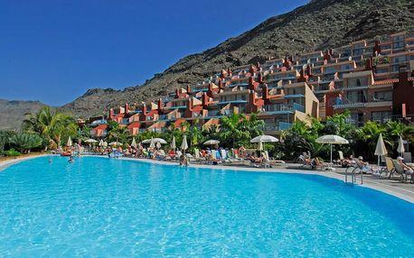Kanárské ostrovy - Gran Canaria na 8 až 12 dní, plná penze, polopenze, snídaně nebo bez stravy s dopravou letecky z Prahy 600 m od pláže