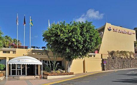 Kanárské ostrovy - Fuerteventura na 8 až 15 dní, all inclusive s dopravou letecky z Prahy 150 m od pláže