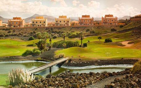 Kanárské ostrovy - Fuerteventura na 8 dní, polopenze, snídaně nebo bez stravy s dopravou letecky z Budapeště