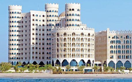 Spojené arabské emiráty - Ras Al Khaimah na 5 dní, all inclusive, polopenze nebo snídaně s dopravou letecky z Prahy přímo na pláži