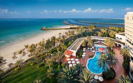 Spojené arabské emiráty - Ajman na 8 dní, polopenze nebo snídaně s dopravou letecky z Prahy přímo na pláži