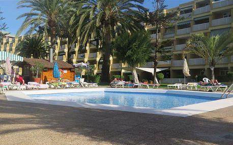 Kanárské ostrovy - Gran Canaria na 8 až 15 dní, all inclusive, polopenze, snídaně nebo bez stravy s dopravou letecky z Budapeště 400 m od pláže