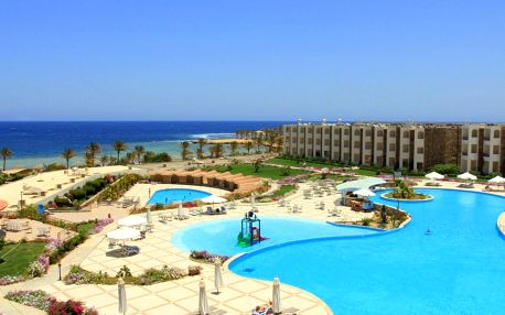 Egypt - Marsa Alam na 8 dní, all inclusive s dopravou letecky z Prahy přímo na pláži