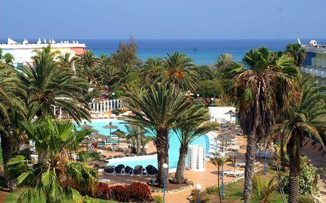 Kanárské ostrovy - Fuerteventura na 8 až 15 dní, all inclusive nebo ultra all inclusive s dopravou letecky z Budapeště nebo Prahy přímo na pláži